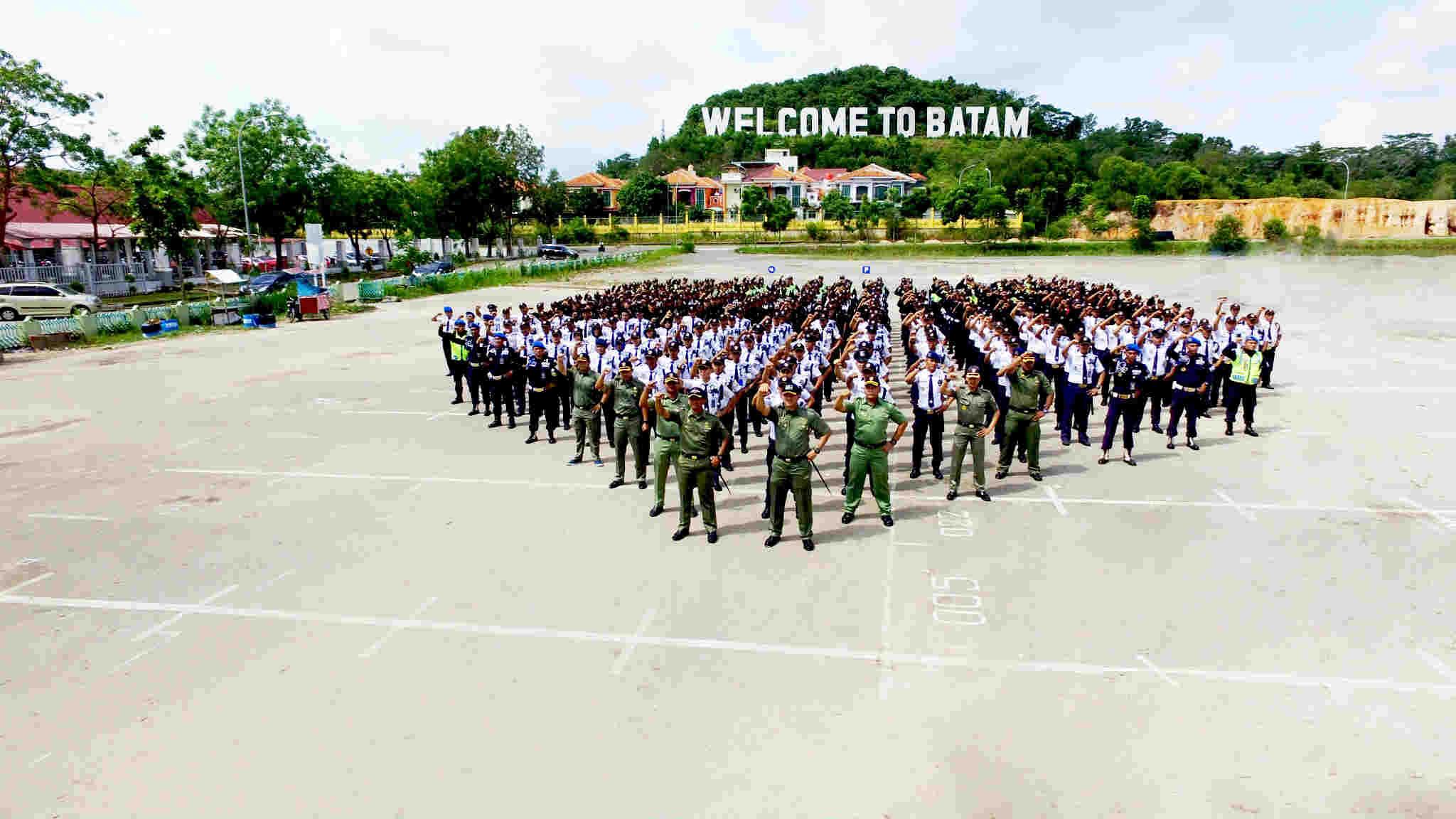 jasa pengamanan di Batam