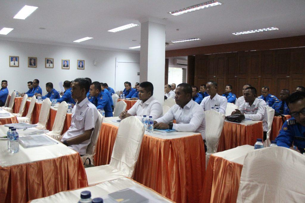 ISPS Code Training Personel Satpam PTP