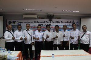 PTP Ikutkan personel Satpam Training Port Security Guard
