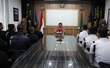 Pelatihan Satpam Gada Pratama angkatan ke 26 PT. Putra Tidar Perkasa