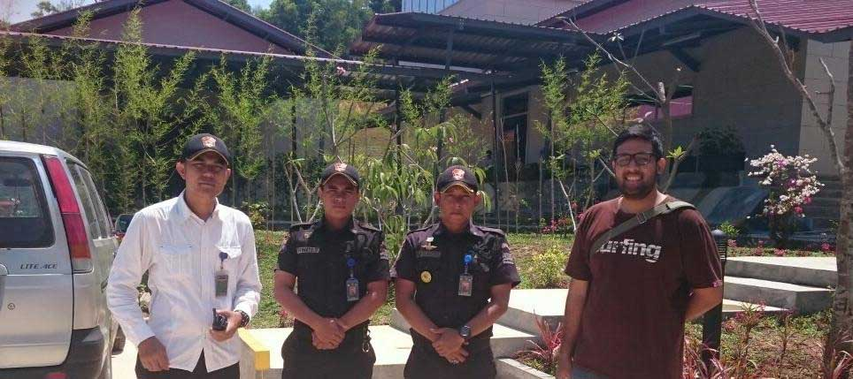 PTP Mendapat Kepercayaan Citramas Group menjaga Nongsa Digital Park