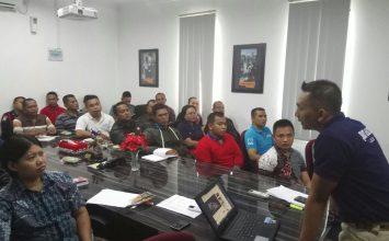 Meeting Chief Satpam PT. Putra Tidar Perkasa
