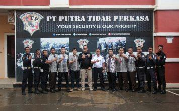PTP Training Center berikan pelatihan Port Security Guard