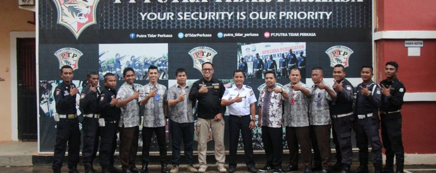 PTP Training Center berikan pelatihan Port Security Guard