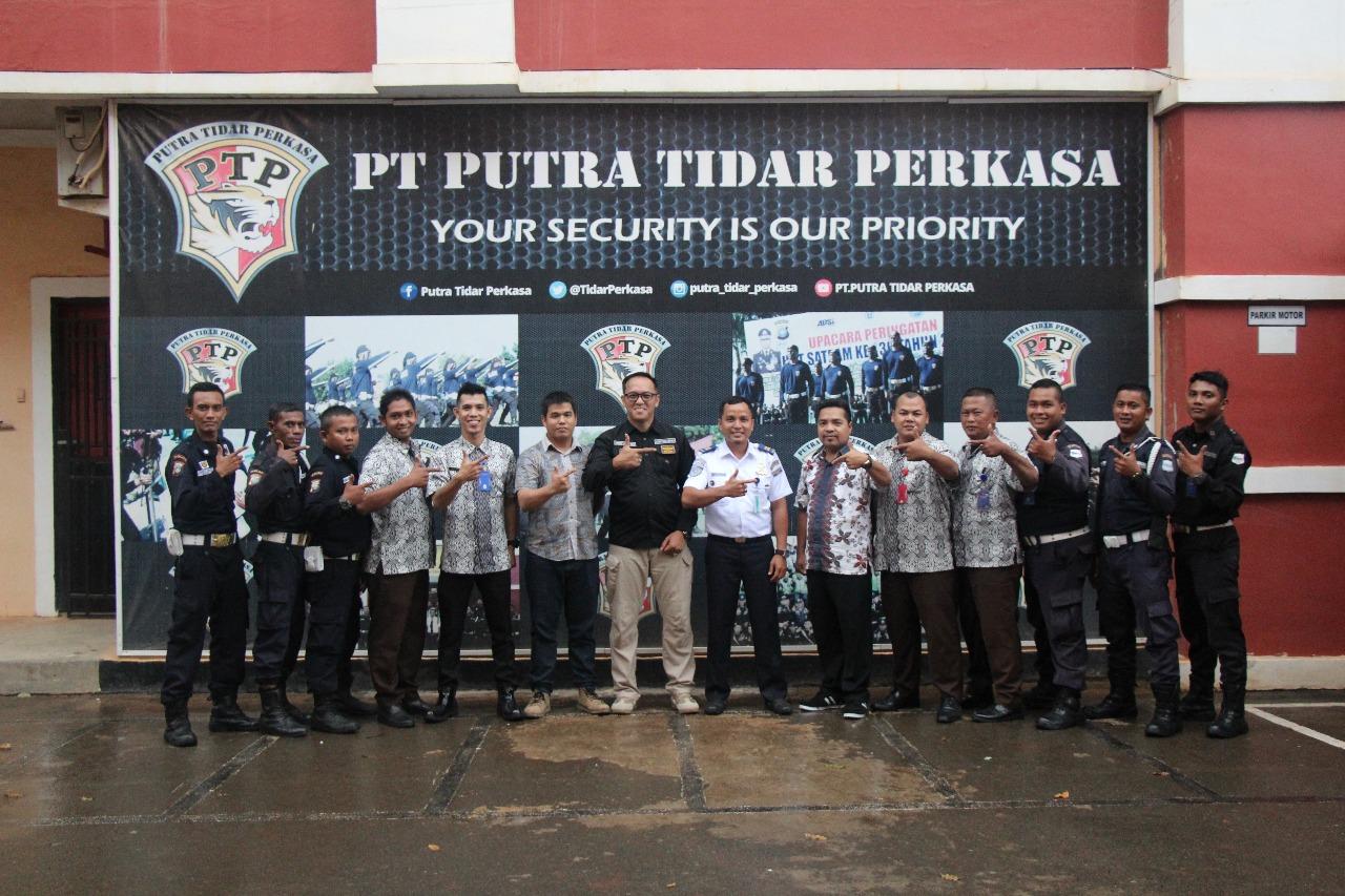 Gelar Training Port Security Guard IMO Model Course 3.24, PTP Siapkan Satpam Pelabuhan Yang Berkualifikasi