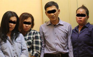 Pelaku Kriminal lintas Negara ASEAN