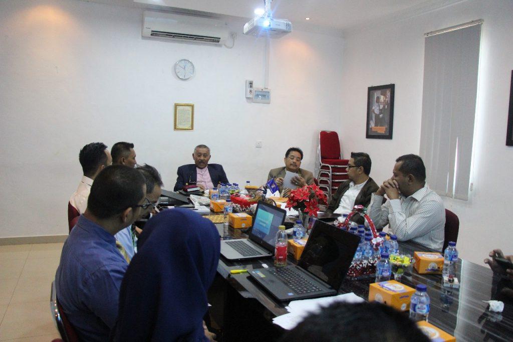 Evaluasi Program Kerja - BUJP di Batam