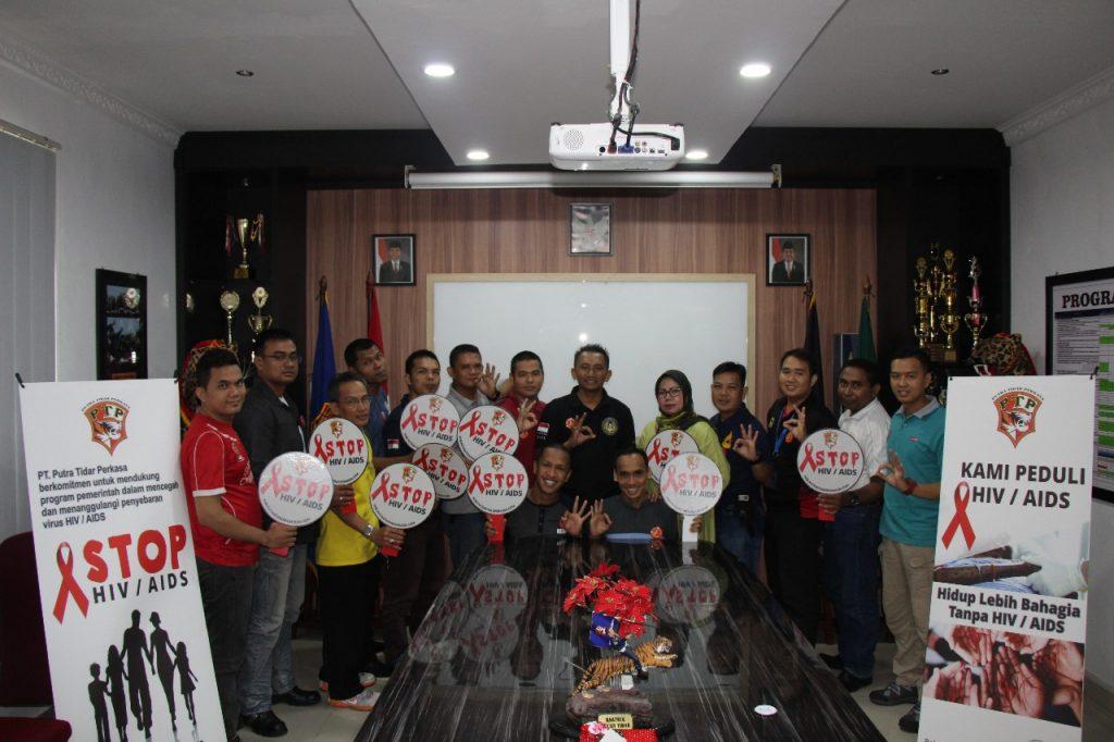 KOMPAS PTP - Komite Pencegahan dan Penanggulangan HIV AIDS