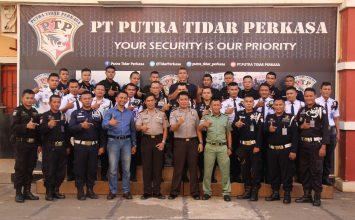 Pelatihan Satpam Security Gada Pratama angkatan 28