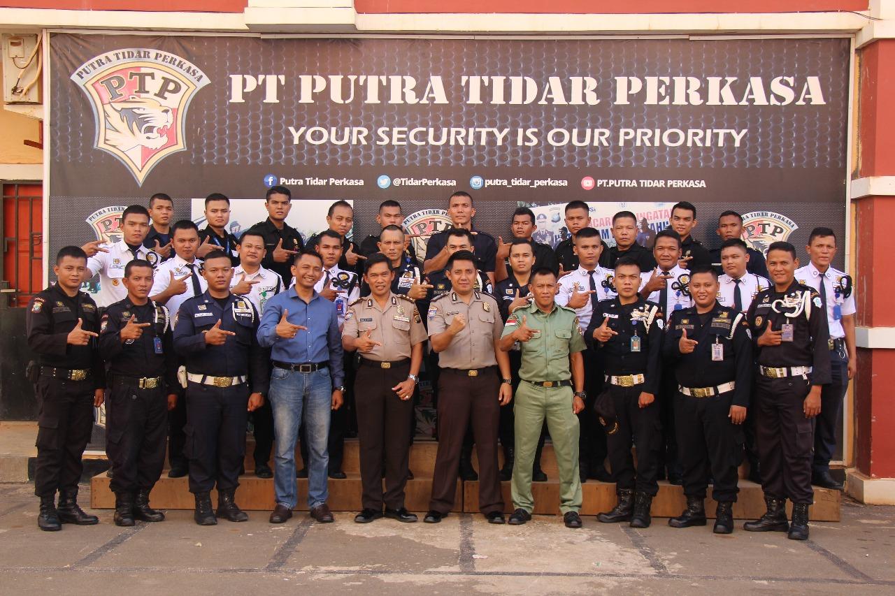 PTP TRAINING CENTER KEMBALI BUKA PENDIDIKAN GADA PRATAMA ANGKATAN XXVII TAHUN 2018