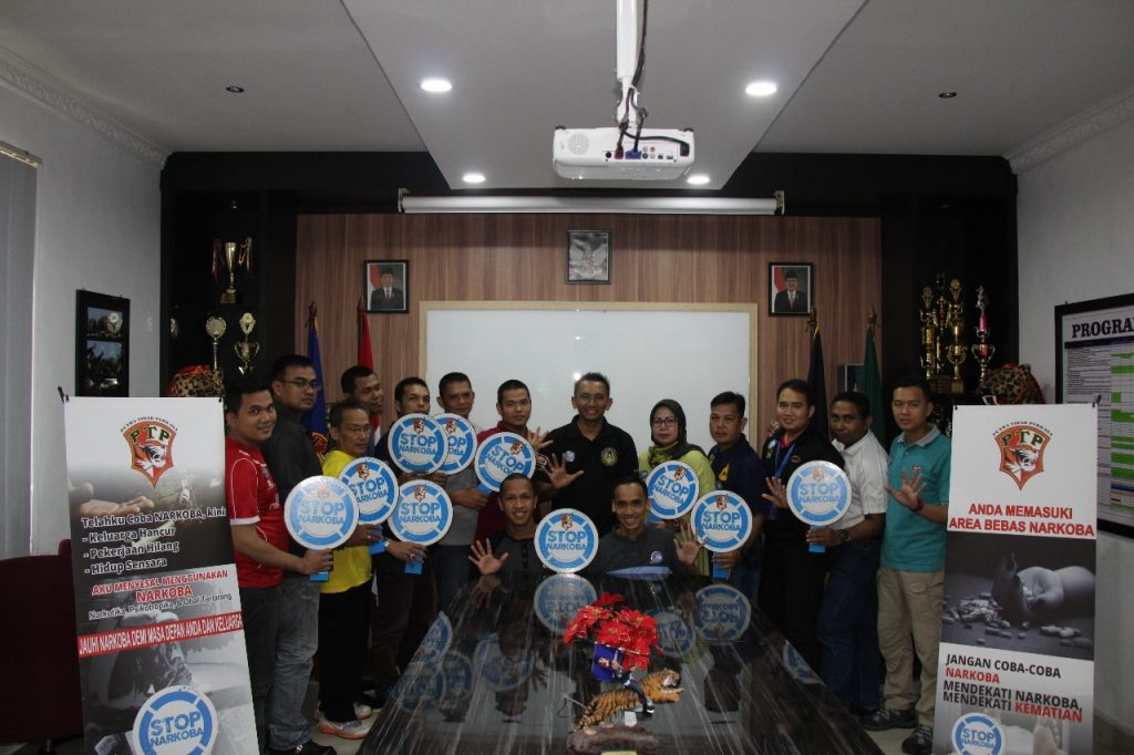 SPARTAN PTP - Satuan Penggiat Aksi Relawan Terhadap Ancaman Narkoba