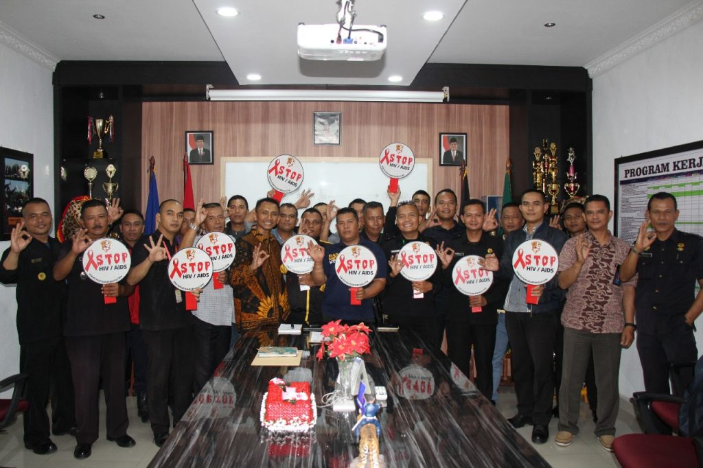 Sosialisasi KOMPAS PTP kepada jajaran Chief Security Leader dan Pimpinan dilapangan