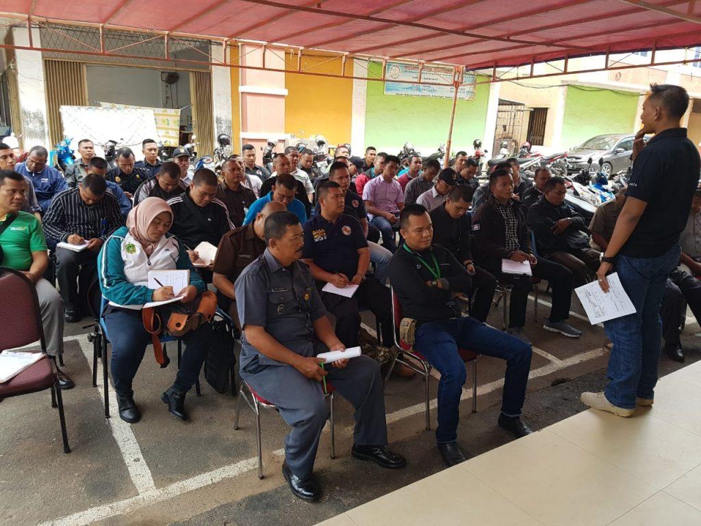 Direktur Operasi PTP memberikan arahan terkait Operasi Ketupat Tidar 2018