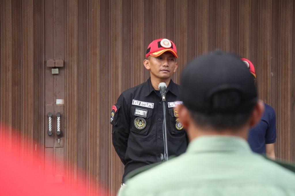 PTP Training Center - Tempat Satpam Lahir