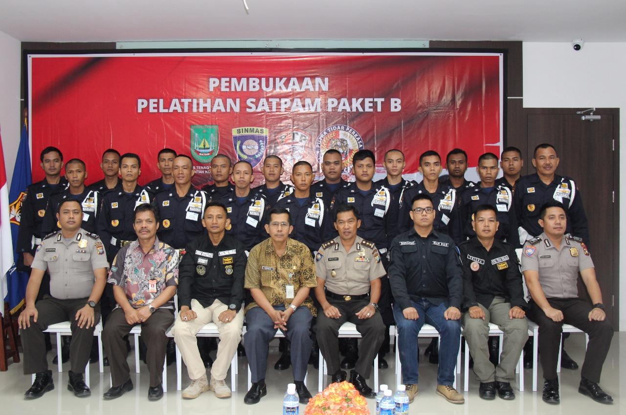 Read more about the article Diberikan kepercayaan oleh Disnaker, PTP Buka Pelatihan Gada Pratama Paket B