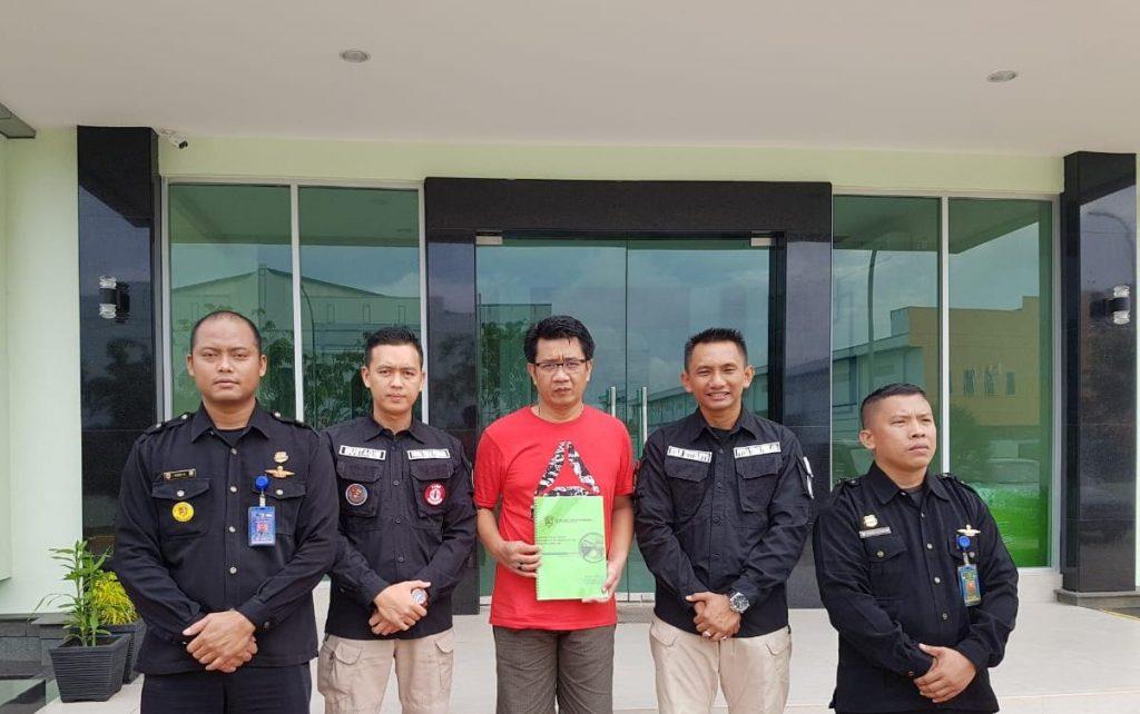 The Best Security Service in Batam - PT. Putra Tidar Perkasa