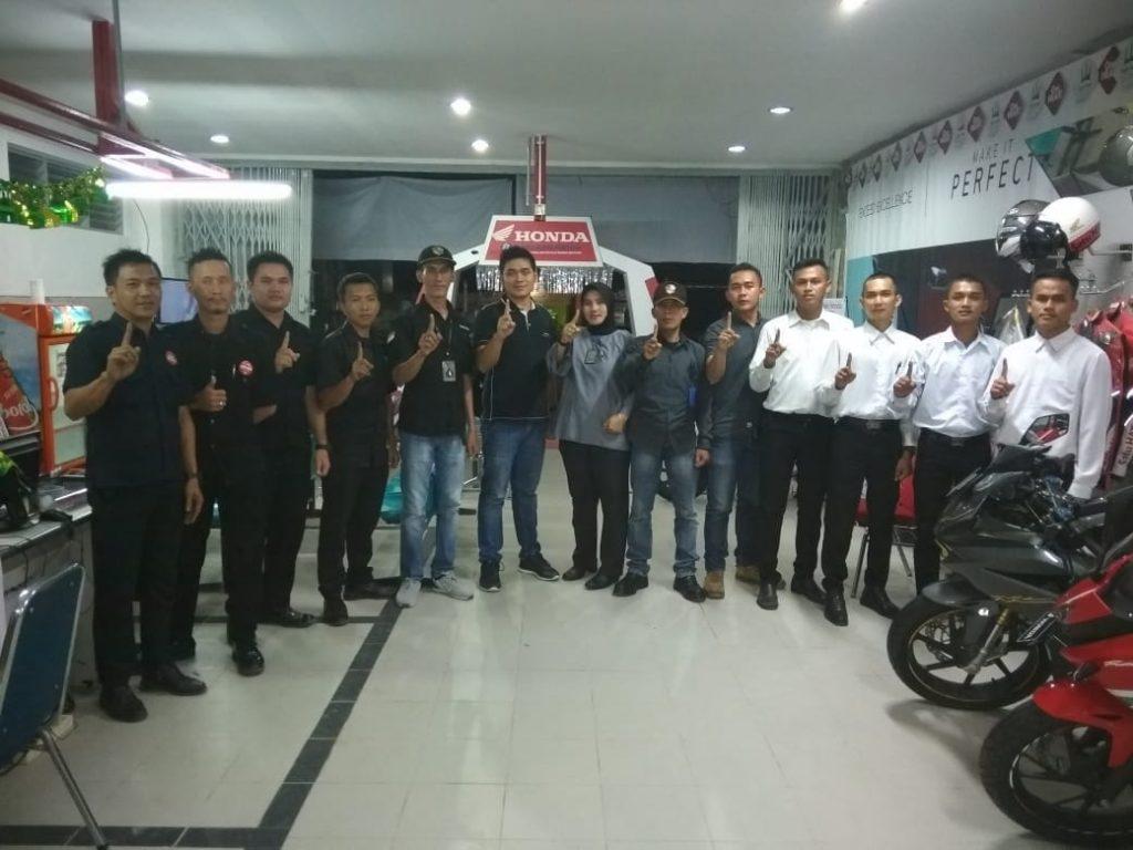 Foto Penempatan Satpam PTP di PT. Asia Surya Perkasa