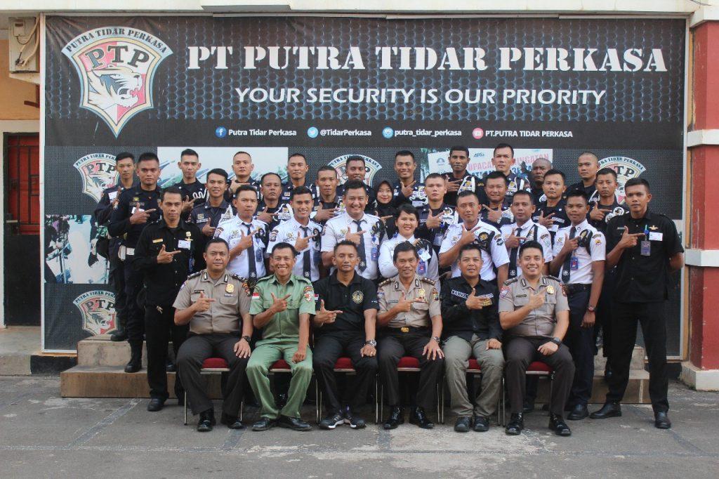 PTP Training Center adalah tempat pelatihan Satpam Gada Pratama di Batam