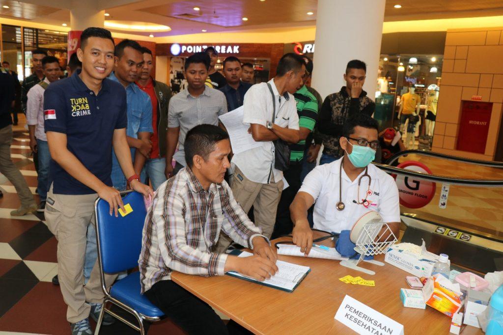 PTP targetkan 277 pendonor darah di Batam dalam rangka HUT PTP ke 11