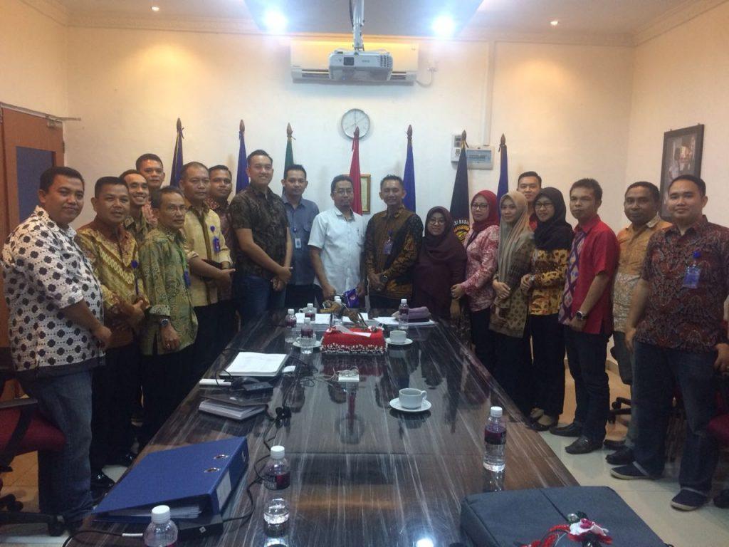 Audit dari TUV Indonesia