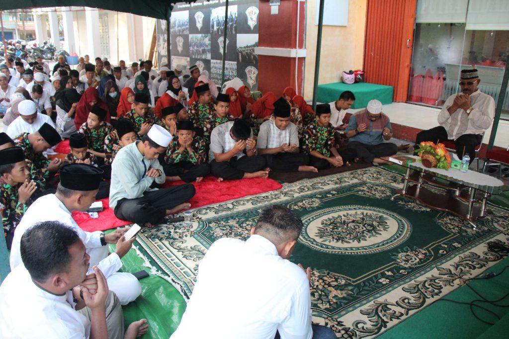 Dzikir dan doa bersama dalam rangka HUT PTP ke 11 - PTP BAtam