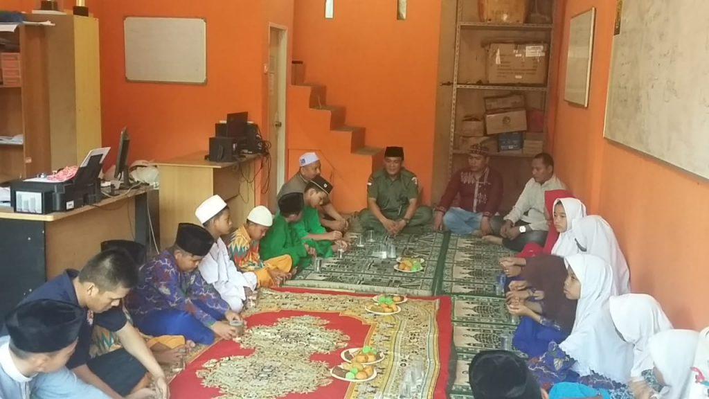 Dzikir dan doa bersama di Karimun