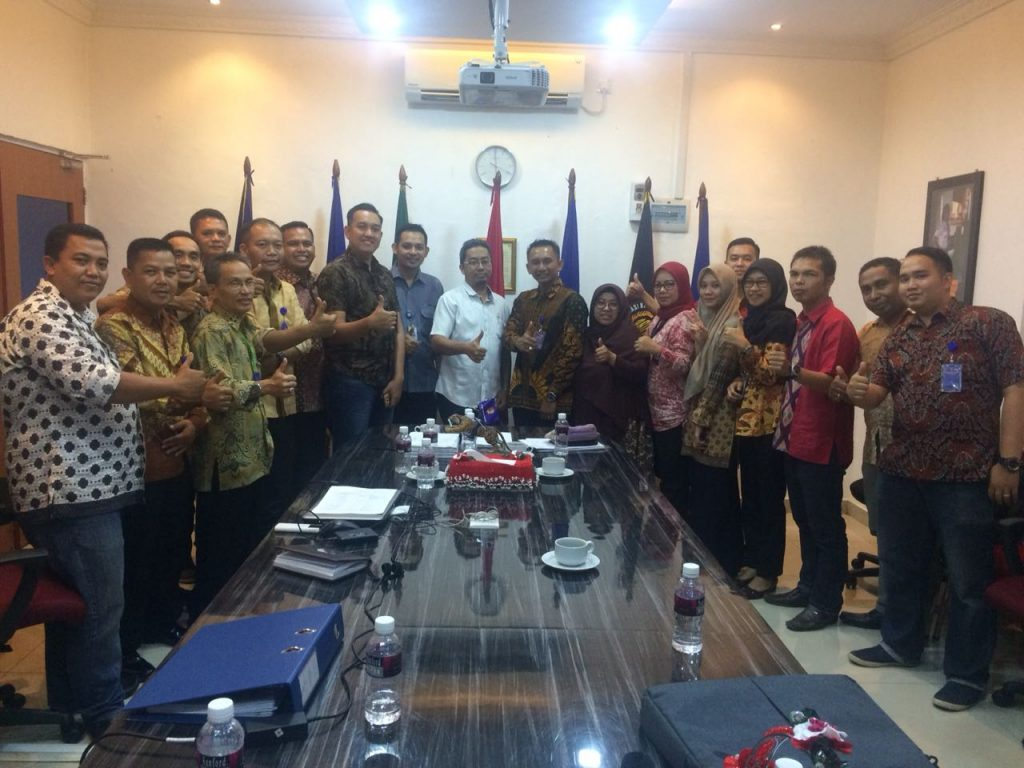 PTP Hebat 2020 - Melaksanakan Audit eksternal