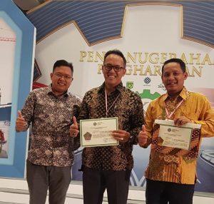 PT.PTP SATU SATUNYA BUJP DI INDONESIA YANG MAMPU RAIH PENGHARGAAN TINGKAT NASIONAL DALAM PROGRAM P2 HIV AIDS