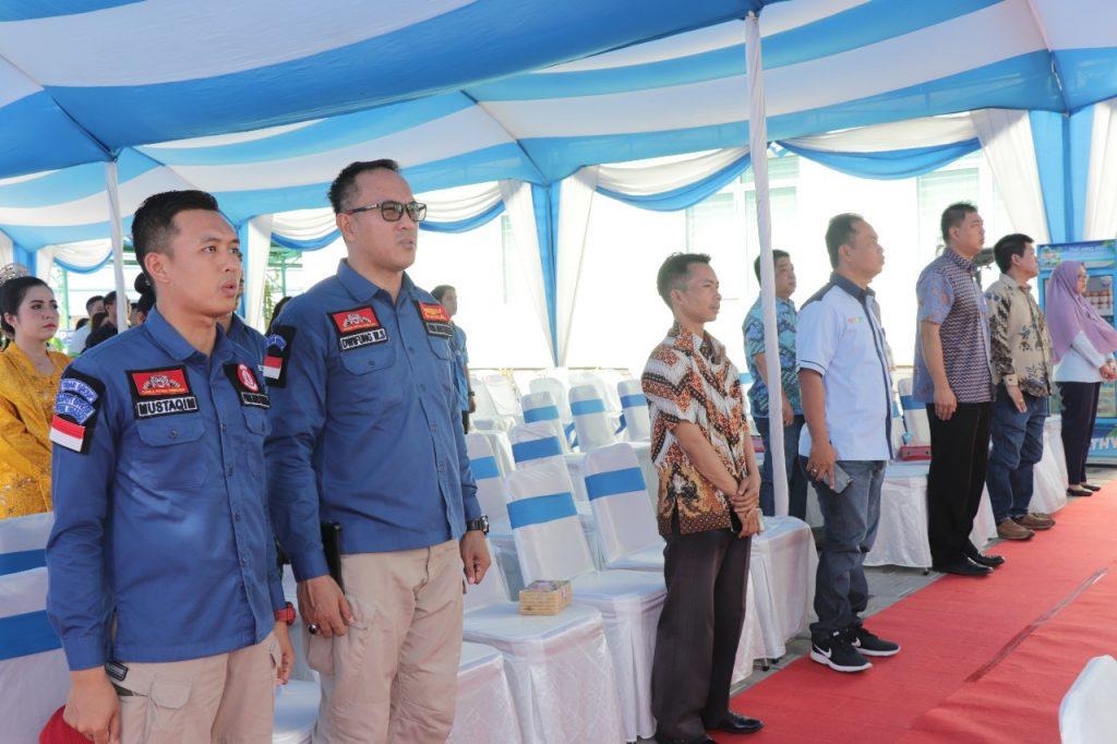 Direktur Utama PTP menghadiri acara peresmian kantor baru Enseval cabang Batam
