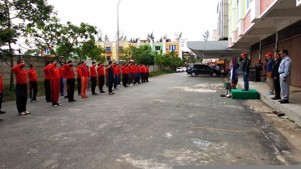 PTP Training Center menutup pelatihan Diktuk PTP di kota Batam