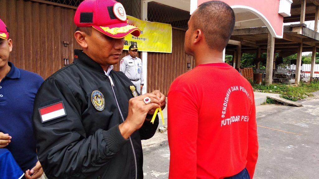 Penanggalan Pita - Jasa Satpam di Kota Batam