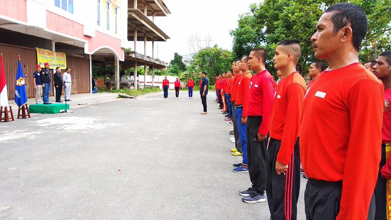 PTP Training Center kembali Godok Calon Satpam Hebat