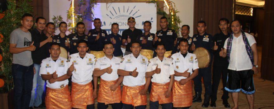 Sanggar Kebudayaan Satpam PT. Putra Tidar Perkasa