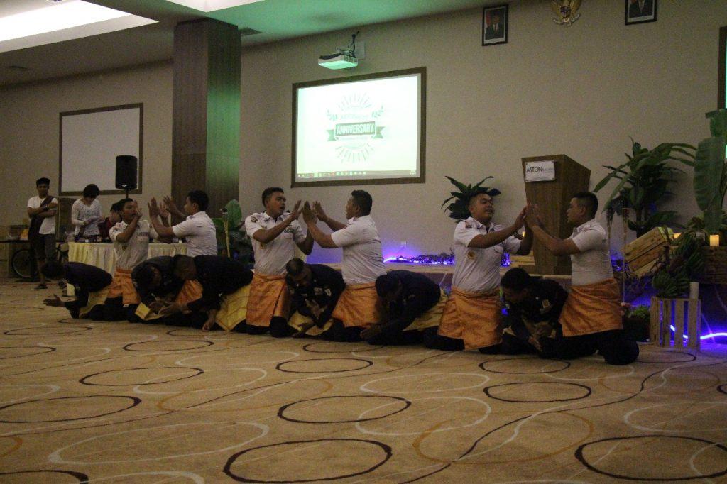 Sanggar Kebudayaan Satpam PTP - Likok Pulo