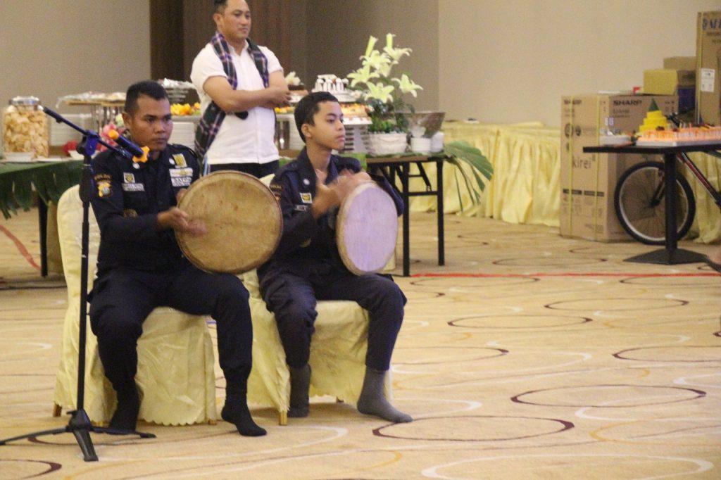 Syeh Rudi Surya Putra - Sanggar Kebudayaan Satpam PTP