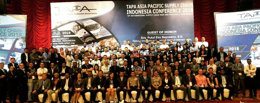 18th International Supply Chain Risk and Resiliency Conference 2018