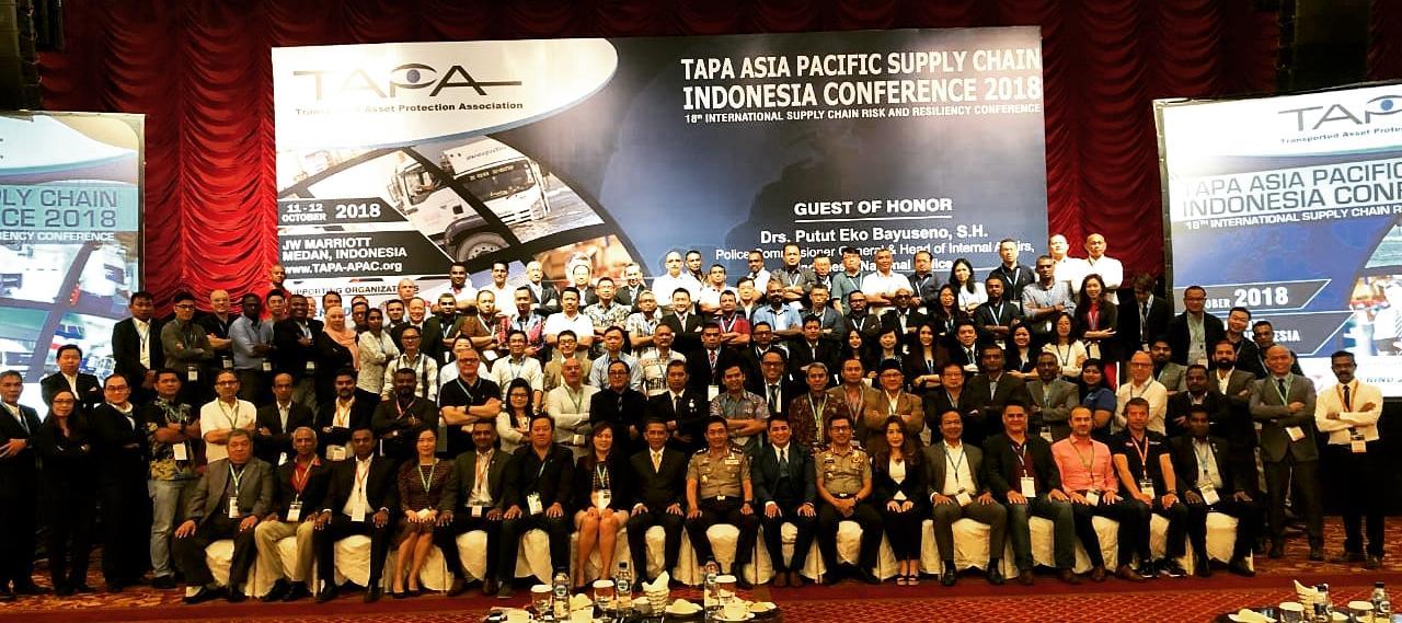 You are currently viewing PTP dan SGS ikuti Training FSR dan TRF dari TAPA ASIA