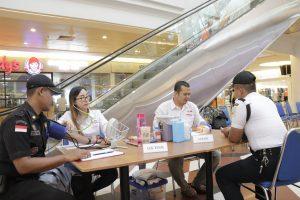 PTP Batam dan Babel Gelar Donor Darah bersama PMI Kota Batam dan Pangkalpinang