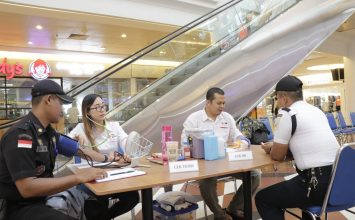 Donor Darah PMI Kota Batam