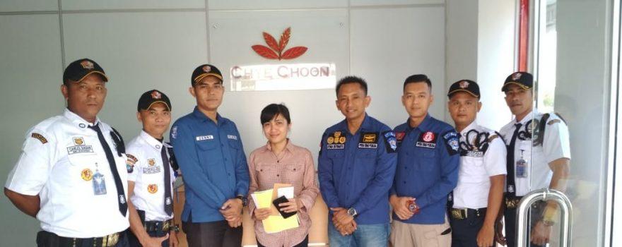 Jasa Satpam di Batam - PTP
