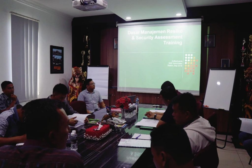 PTP Training Center buka pelatihan Security Risk Assessment Training