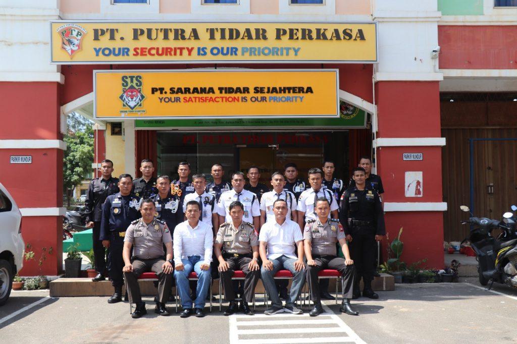 Pelatihan Satpam Gada Madya angkatan 5 PTP Training Center