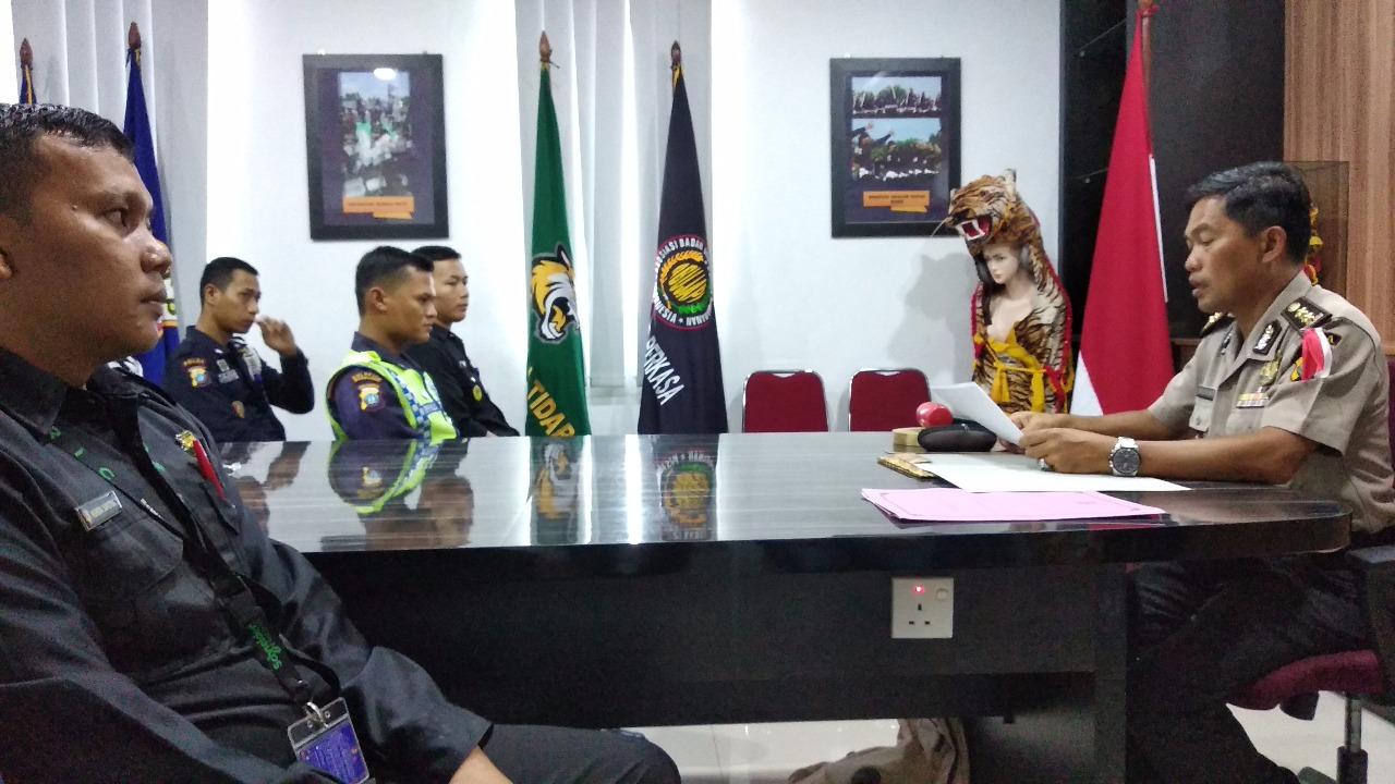 PTP Training Center Kembali Buka Pelatihan Satpam Gada Madya angkatan V