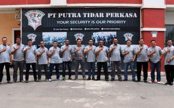 Security Risk Assessment Training - PT. Putra Tidar Perkasa