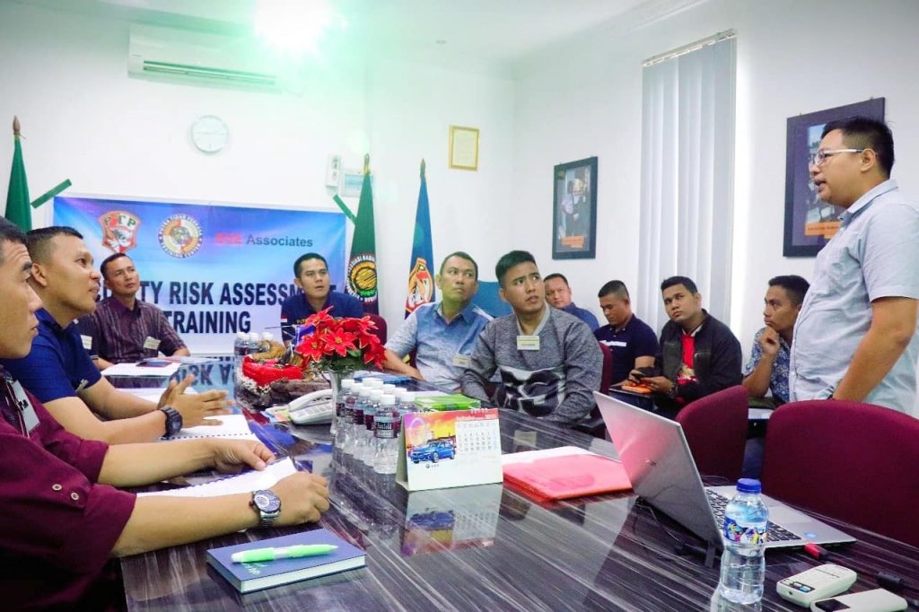materi Security Risk Assessment - PTP