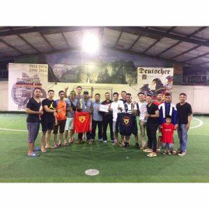 Read more about the article Kalahkan 3 Tim Lawan, Macan Tidar FC jadi Pemenang di Turnamen Trefeo Arena Futsal Kepri