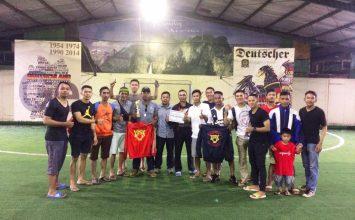 Futsal Macan Tidar FC Menang