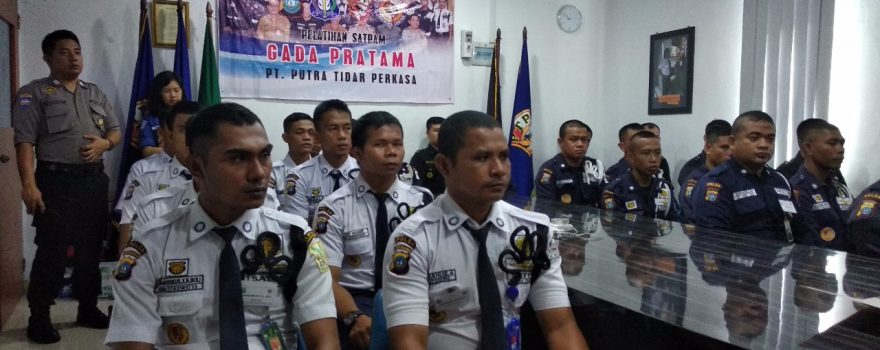 Pelatihan Gada Pratama angkatan 30 - PTP Training Center