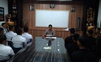 Pelatihan Satpam Gada Pratama angkatan XXXI