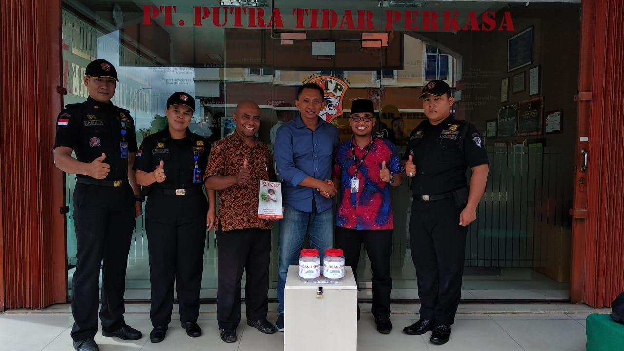 PTP Serahkan Tabungan Akhirat di Bulan Pertama